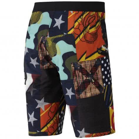 Reebok CrossFit Herren Boardshort Super Nasty Core -Starbang