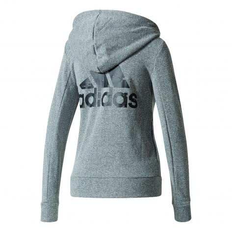 adidas Damen FullZip Hoodie Sport ID