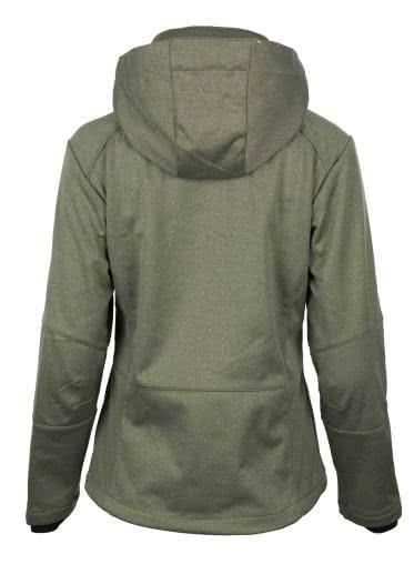 CMP Damen Softshell Jacke Zip Hood 3A05396