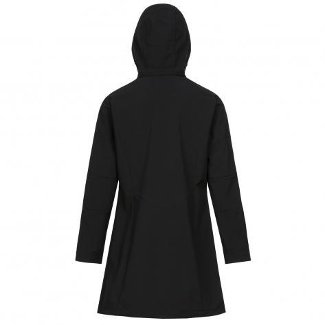 CMP Damen Softshelljacke Zip Hood Softshell Coat 3A08326