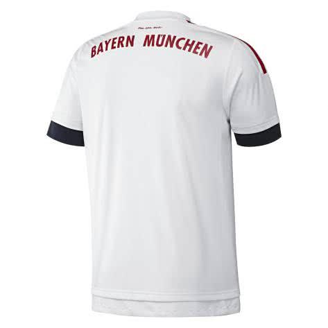 adidas Herren FC Bayern München Away Trikot 2015/16
