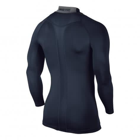 Nike Herren Cool Compression LS Mock Top 703090