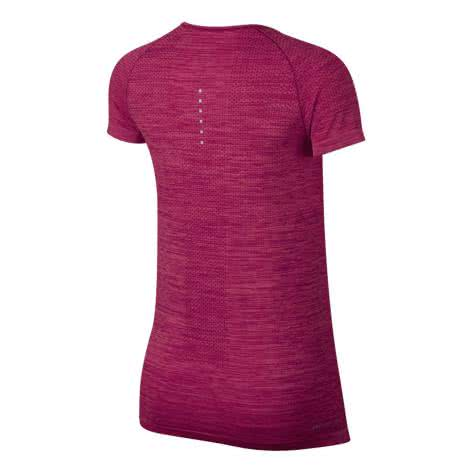 Nike Damen Laufshirt Dri-FIT Knit Top SS 831498