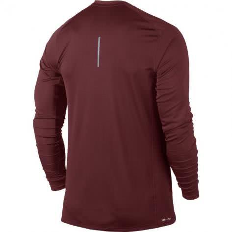 Nike Herren Laufshirt Dry Miler Running Top LS 833593