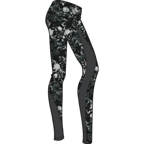 Nike Damen Tight Power Poly HYPBLSM SGD 880486