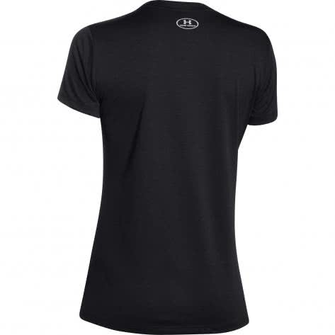 Under Armour Damen T-Shirt UA Tech SS Solid 1255839