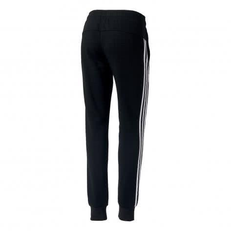 adidas Damen Trainingshose Essentials 3 Stripes Cuffed