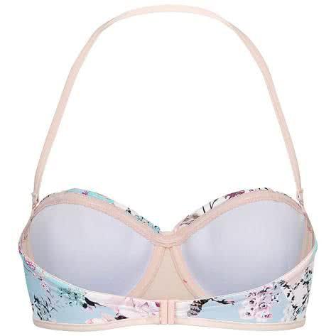 Seafolly Bikinioberteil Ocean Rose Bustier Bandeau 30785-040