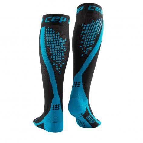 CEP Herren Laufsocken Nighttech Socks WP5L
