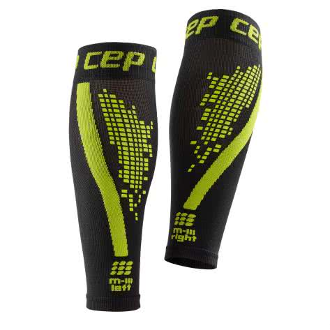 CEP Herren Nighttech Calf Sleeves WS5L