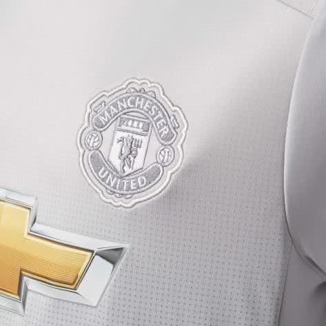 adidas Herren Manchester United FC 3RD Trikot 17/18