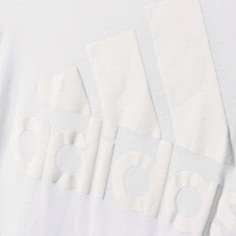 adidas Herren T-Shirt ID Basic Logo Tee