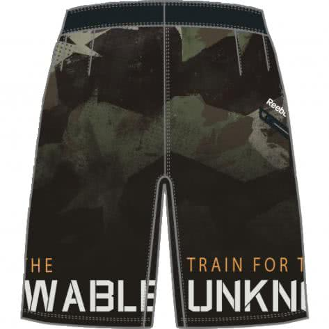 Reebok Herren CrossFit Super Nasty Core Camo Boardshort