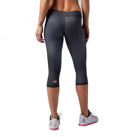 Reebok Damen CrossFit Reversible Chase MixUp Capri