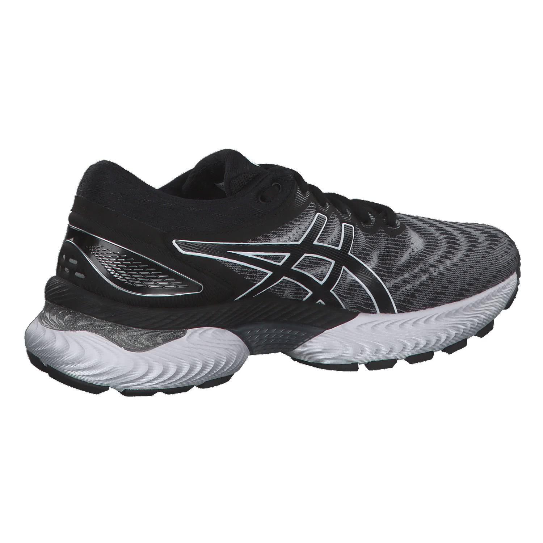 Asics Damen Laufschuhe Gel Nimbus 22 1012A587 100 42 WHITE