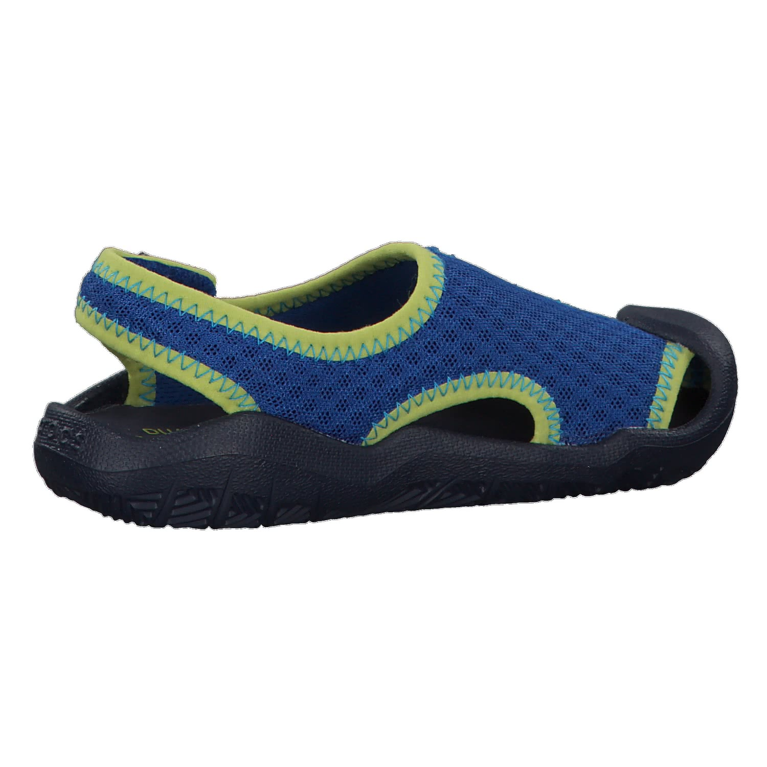 Sandalen CROCS - Swiftwater Sandal K 204024 Blue Jean/Navy