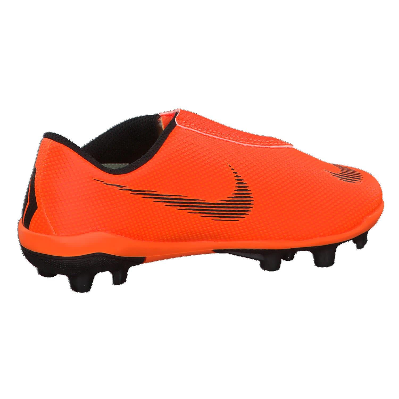uk availability d9ae4 444e5 Nike Kinder Fussballschuhe Jr Mercurial Vapor XII Club MG AH7351-810 28.5  Total Orange . Doppelklick um das Bild zu vergrößern