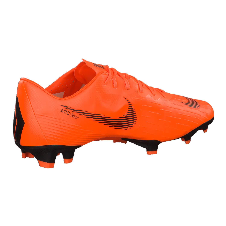Nike Fußballschuh Mercurial Vapor XII Pro FG orangeschwarz
