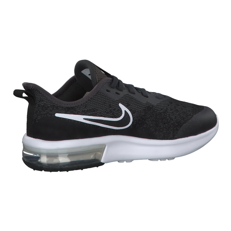 Schuhe NIKE Air Max Sequent 4 (Gs) BlackMetallic Silver