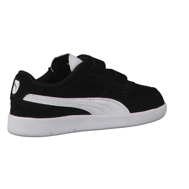 Puma Kinder Schuhe Icra Trainer SD V Kids 358883 07 20 black white | 20 |