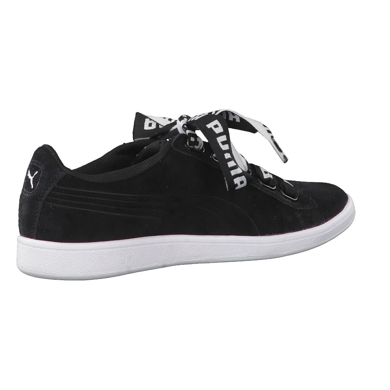 Puma Damen Sneaker Puma Vikky Ribbon Bold 365312-01 39 aZZMKUmWt