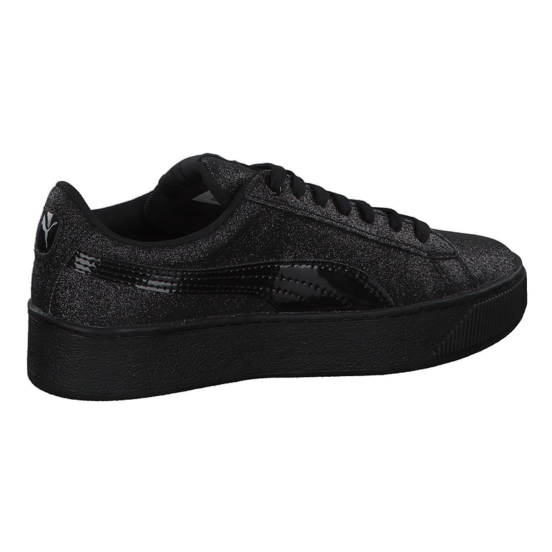 62bdb04eb76 Produktbeschreibungen. Vikky platform Glitz jr. Puma Mädchen Vikky Platform  Glitz Jr Sneaker 366856