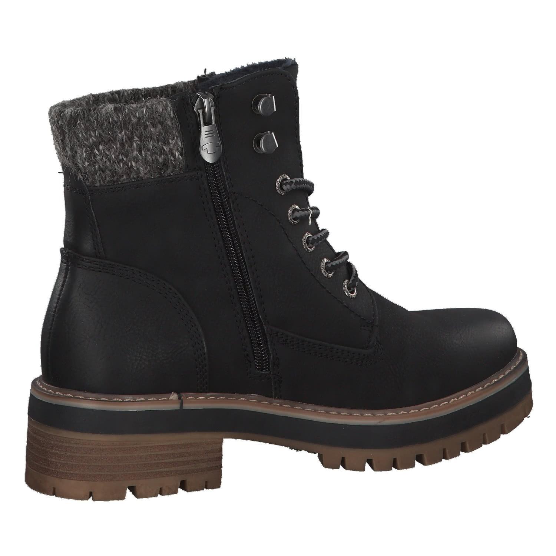 tom tailor damen boots 5890001. Black Bedroom Furniture Sets. Home Design Ideas