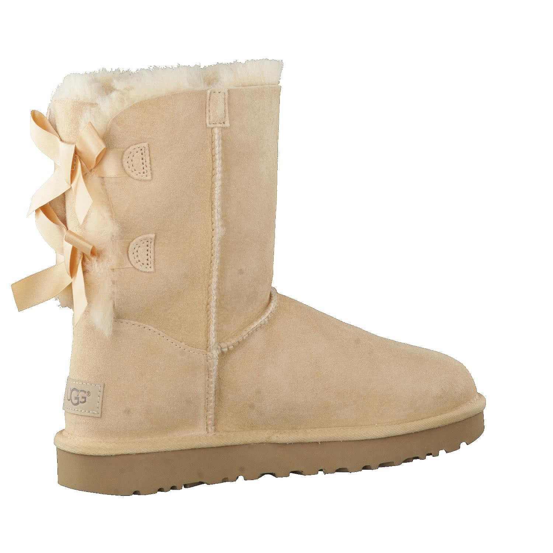 UGG Damen Boots Bailey Bow II 1016225-SOCH 39 Geniue Händler Zum Verkauf rtmA5LI7