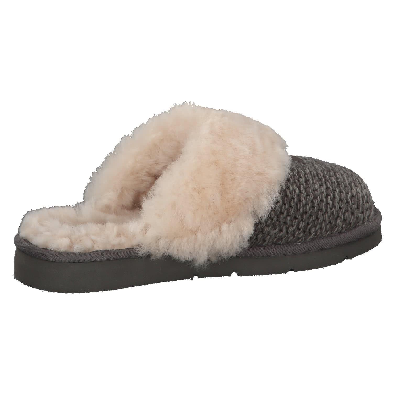UGG Damen Hausschuhe Cozy Knit Slipper 1095116 CHRC 38