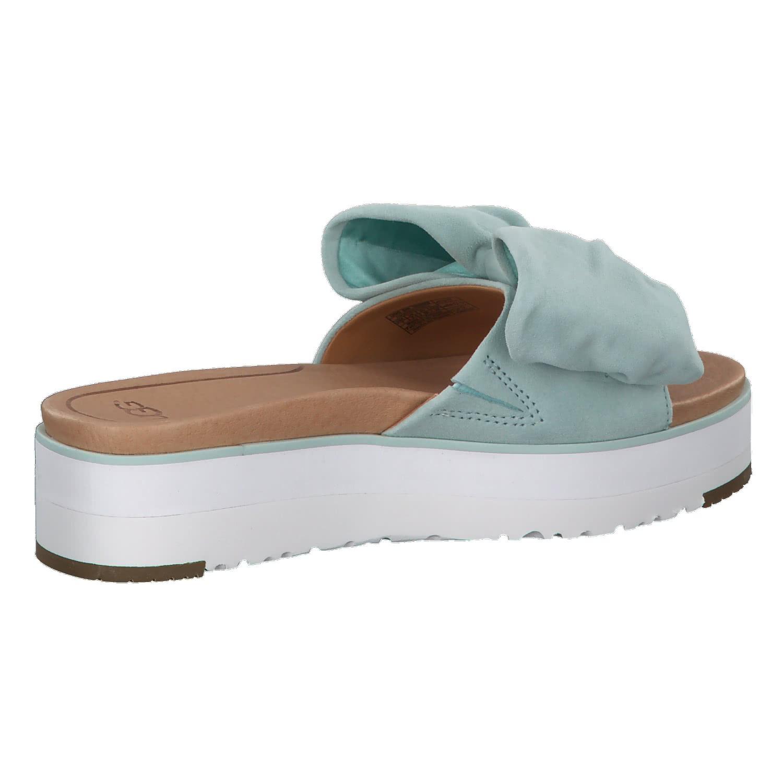 Günstigste Preis Verkauf Online Günstigsten Preis Zu Verkaufen UGG Damen Sandale Joan 1019868-AQUA 40 Günstig Kaufen Rabatt-Spielraum Countdown-Paket C6Rj0zWOe