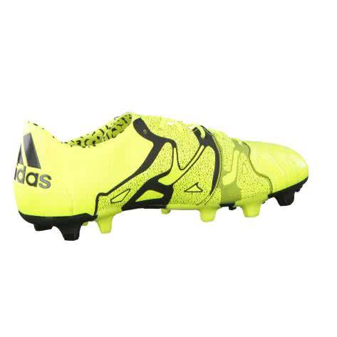 adidas Herren Fussballschuhe X 15.1 FG/AG Leder