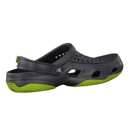 Crocs Herren Sandale Swiftwater Deck Clog 203981