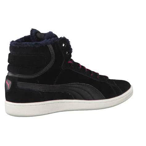 Puma Damen Sneaker Vikky Mid Corduroy 363729