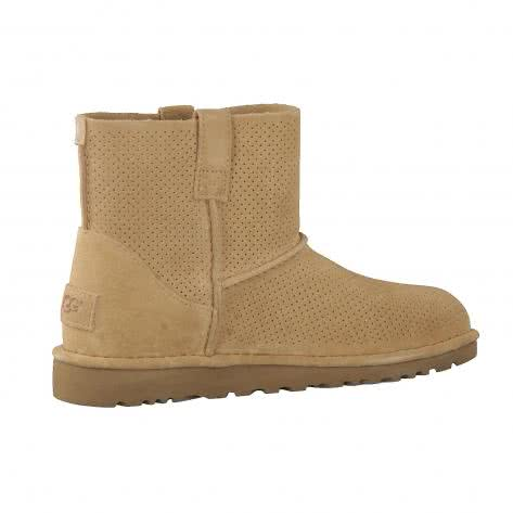 UGG Damen Boots Classic Unlined Mini Perf 1016852