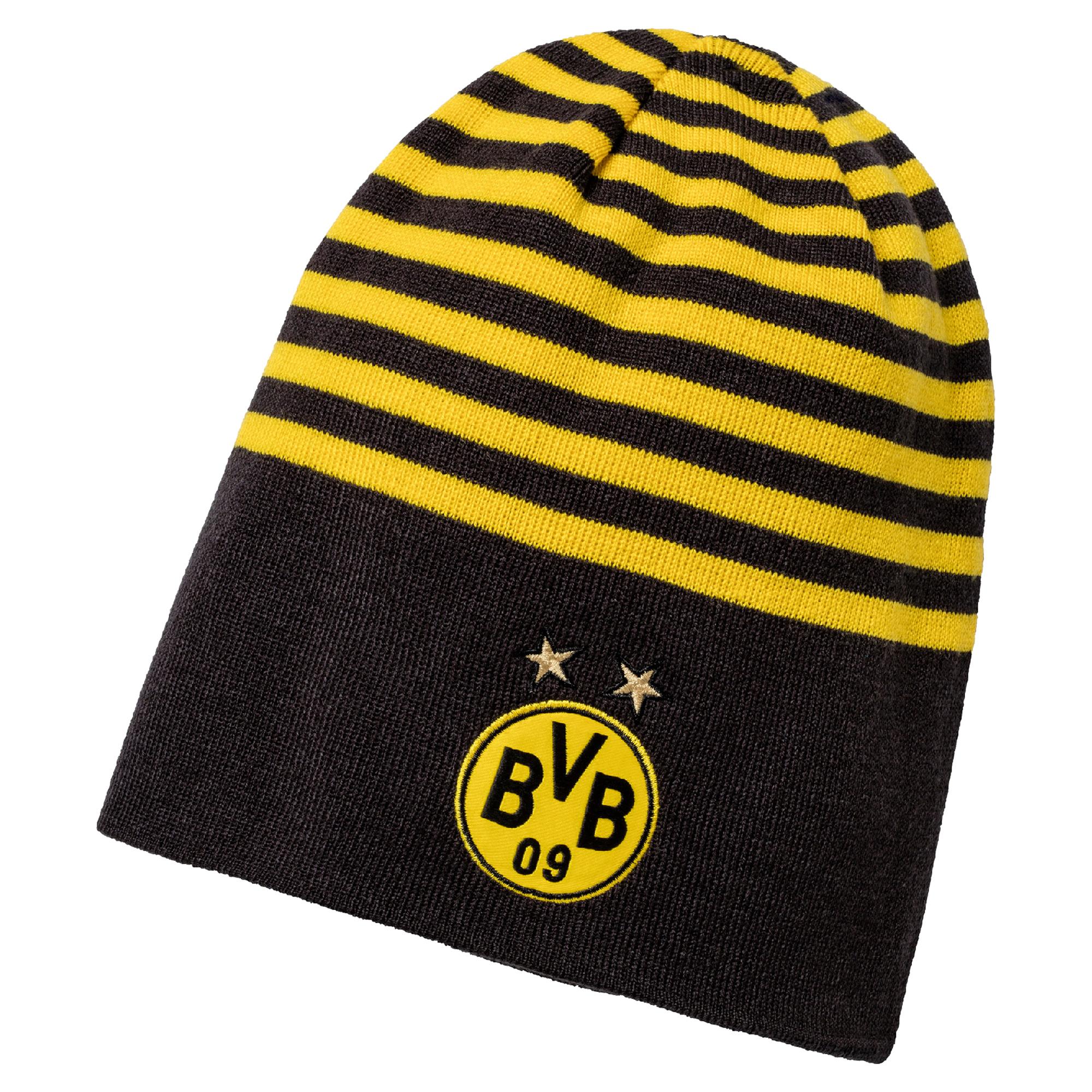Puma BVB Borussia Dortmund Mütze BVB Reversible Beanie 021369-02