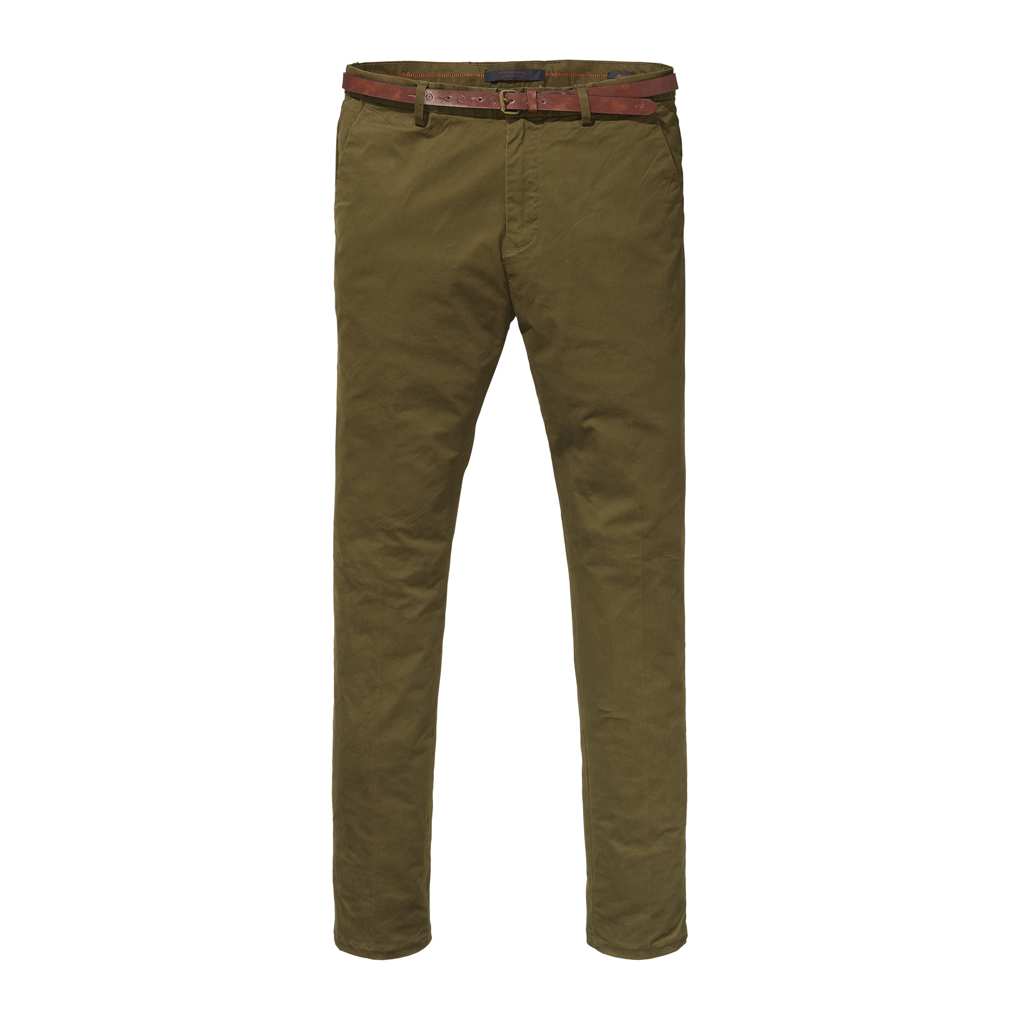 Scotch & Soda Herren Hose Mott - Classic Chino ...