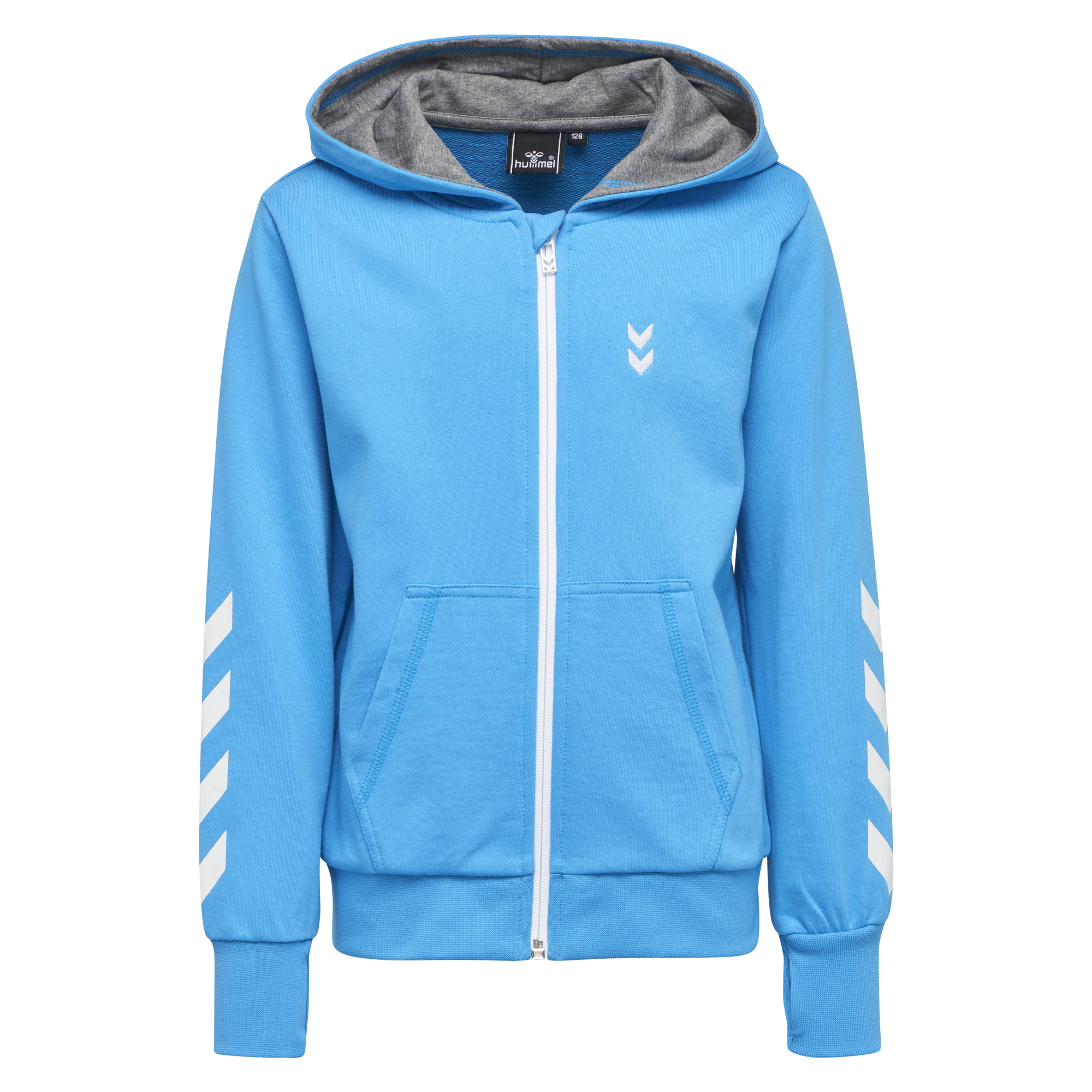 Hummel Jungen Sweatjacke Killian Zip Hood 200072-7760 128