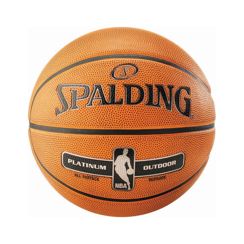 Spalding Basketball NBA Platinum Outdoor 3001531012037 7