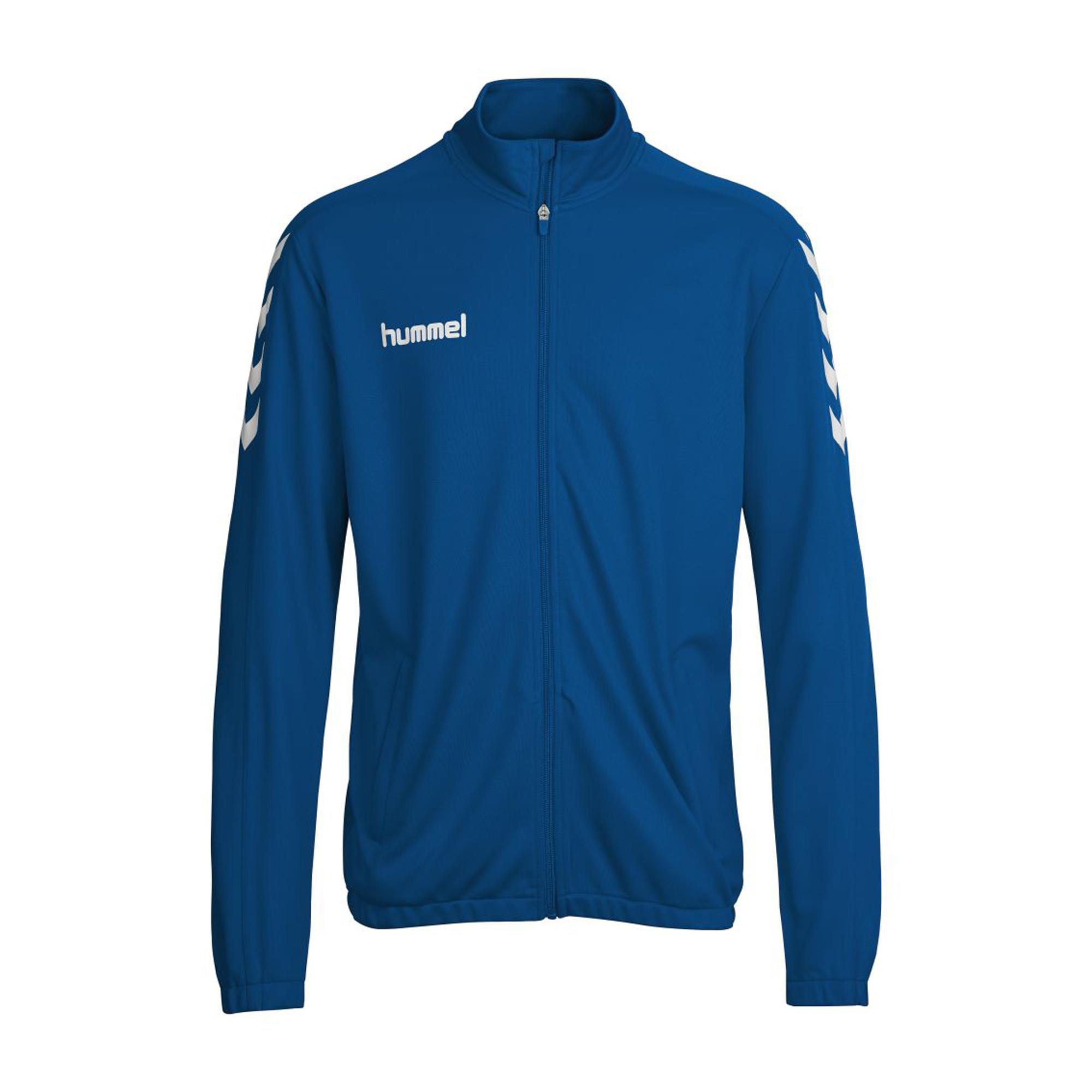 Hummel Herren Trainingsjacke Core Poly Jacket 3...