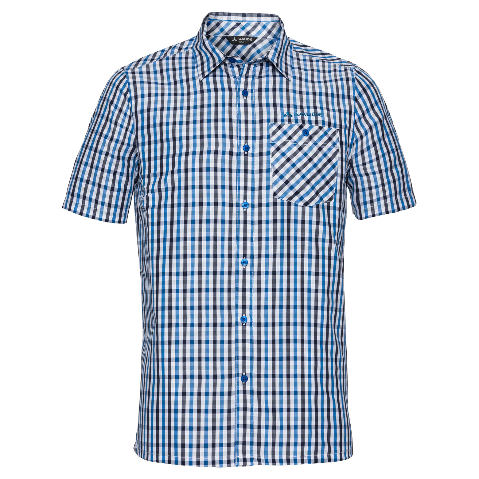 Vaude Herren Hemd Albsteig Shirt 40373-946 XXL