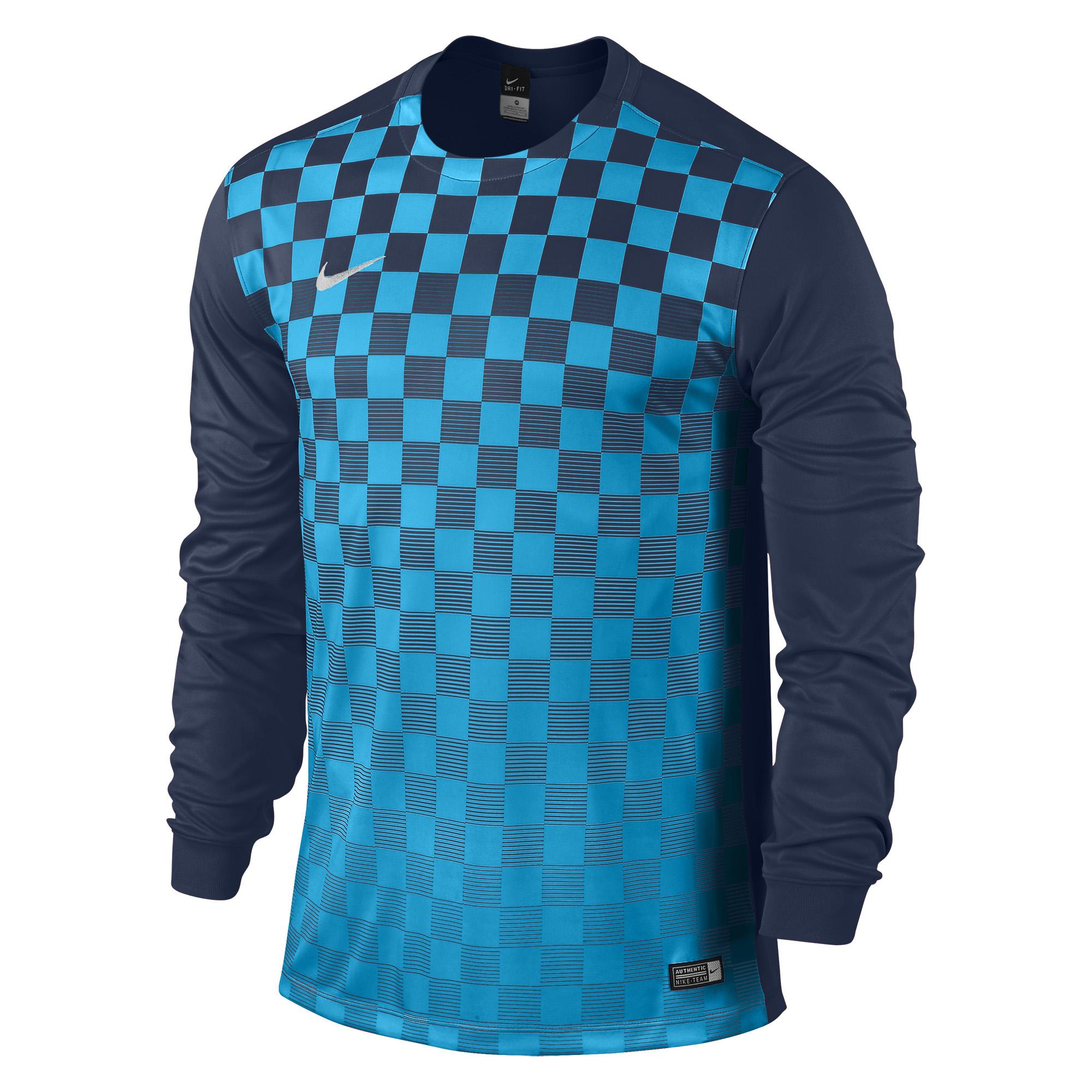 Nike Herren Langarm Trikot Precision III 644629-410 S
