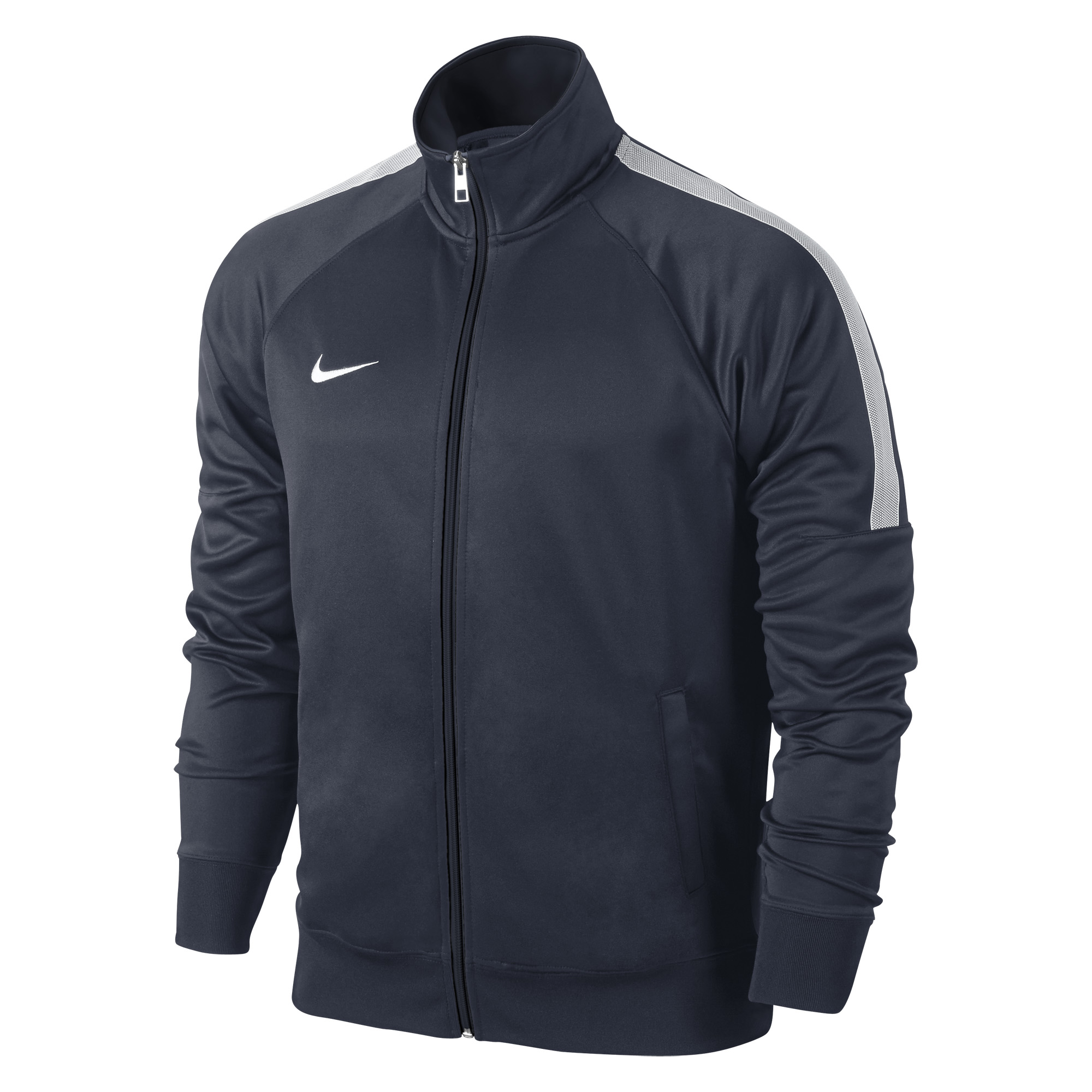 Nike Kinder Trainingsjacke Team Club Trainer Jacket 658940-451 128-137