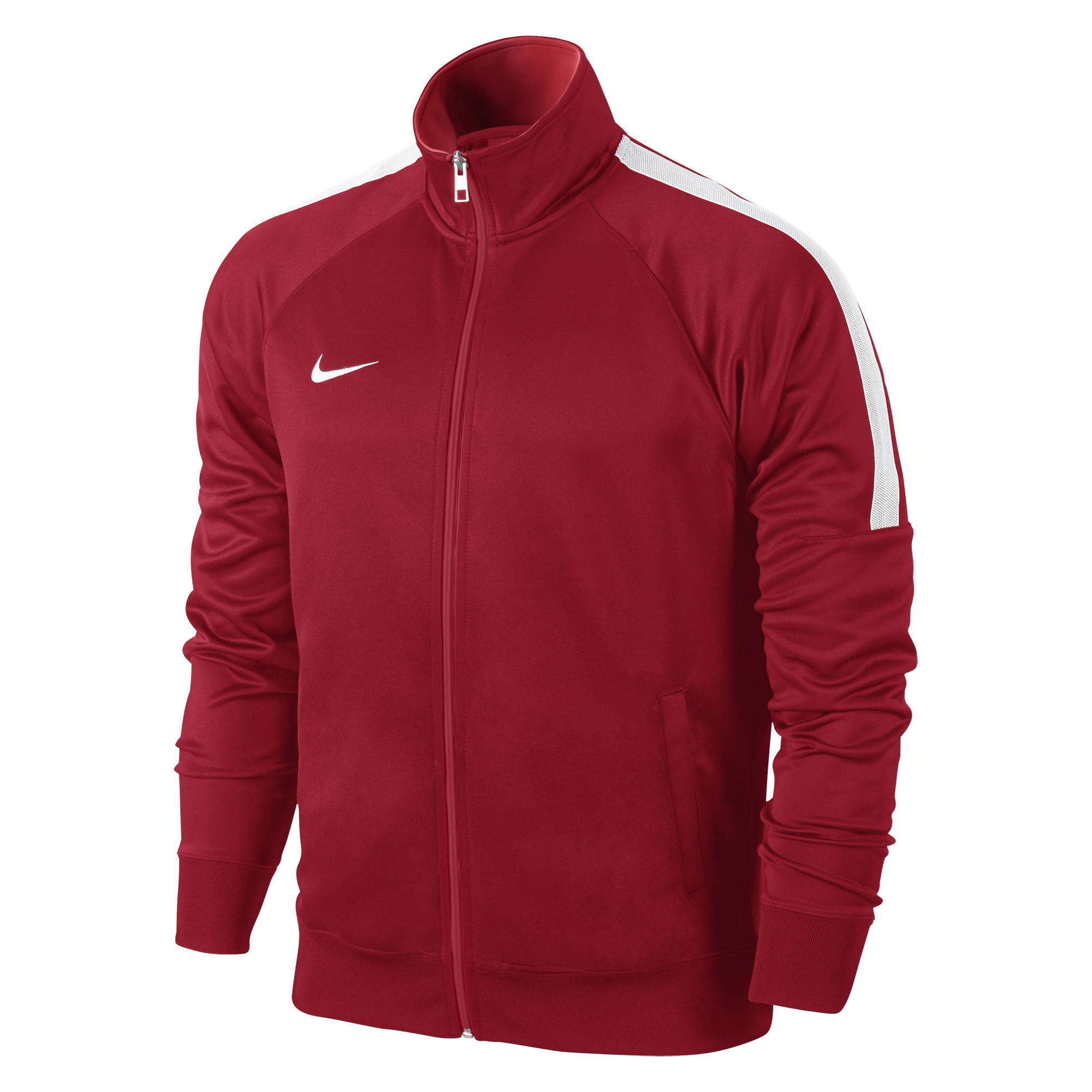 Nike Herren Trainingsjacke Team Club Trainer Jacket 658683-657 XXL