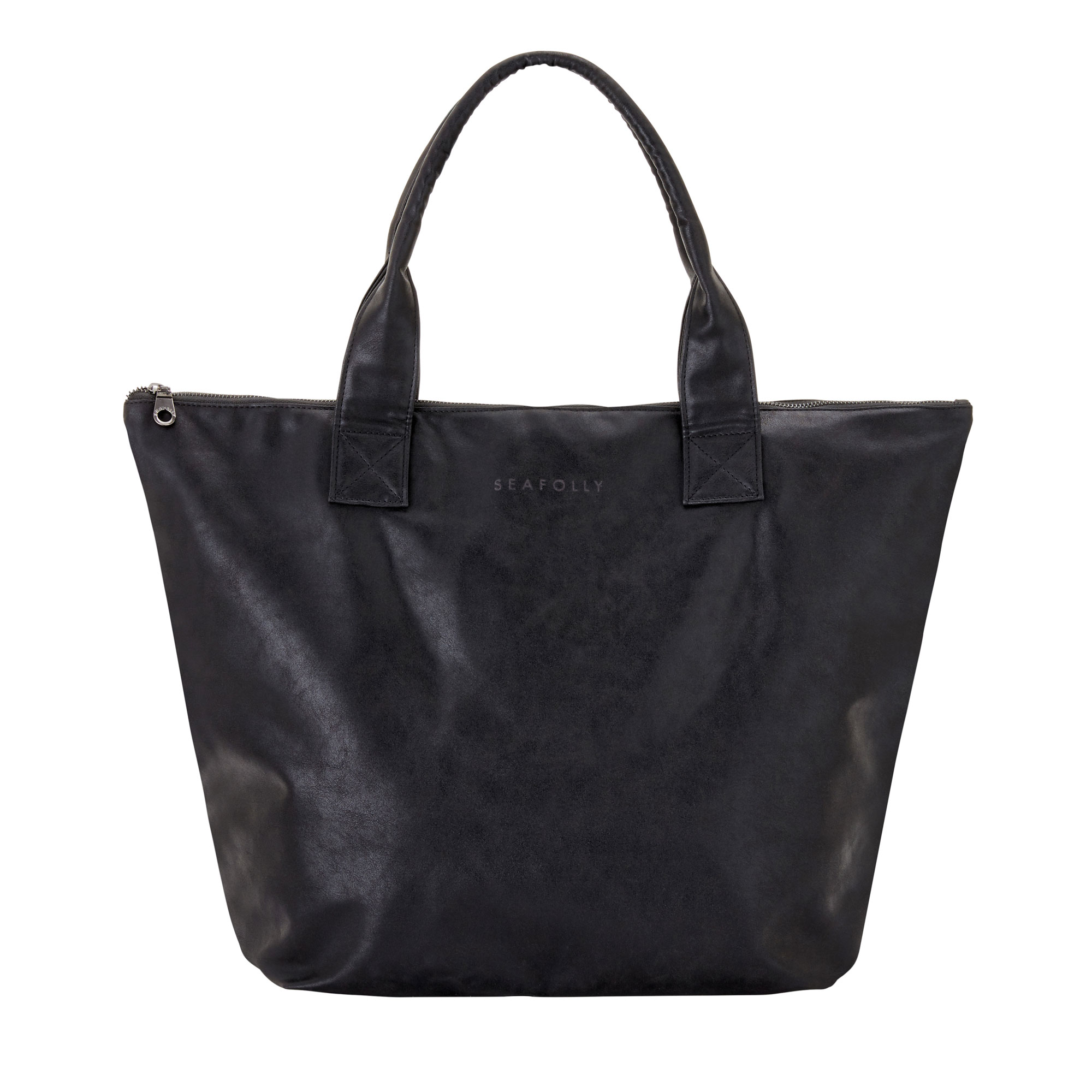Seafolly Tragetasche Vegan Leather Shopper Tote...
