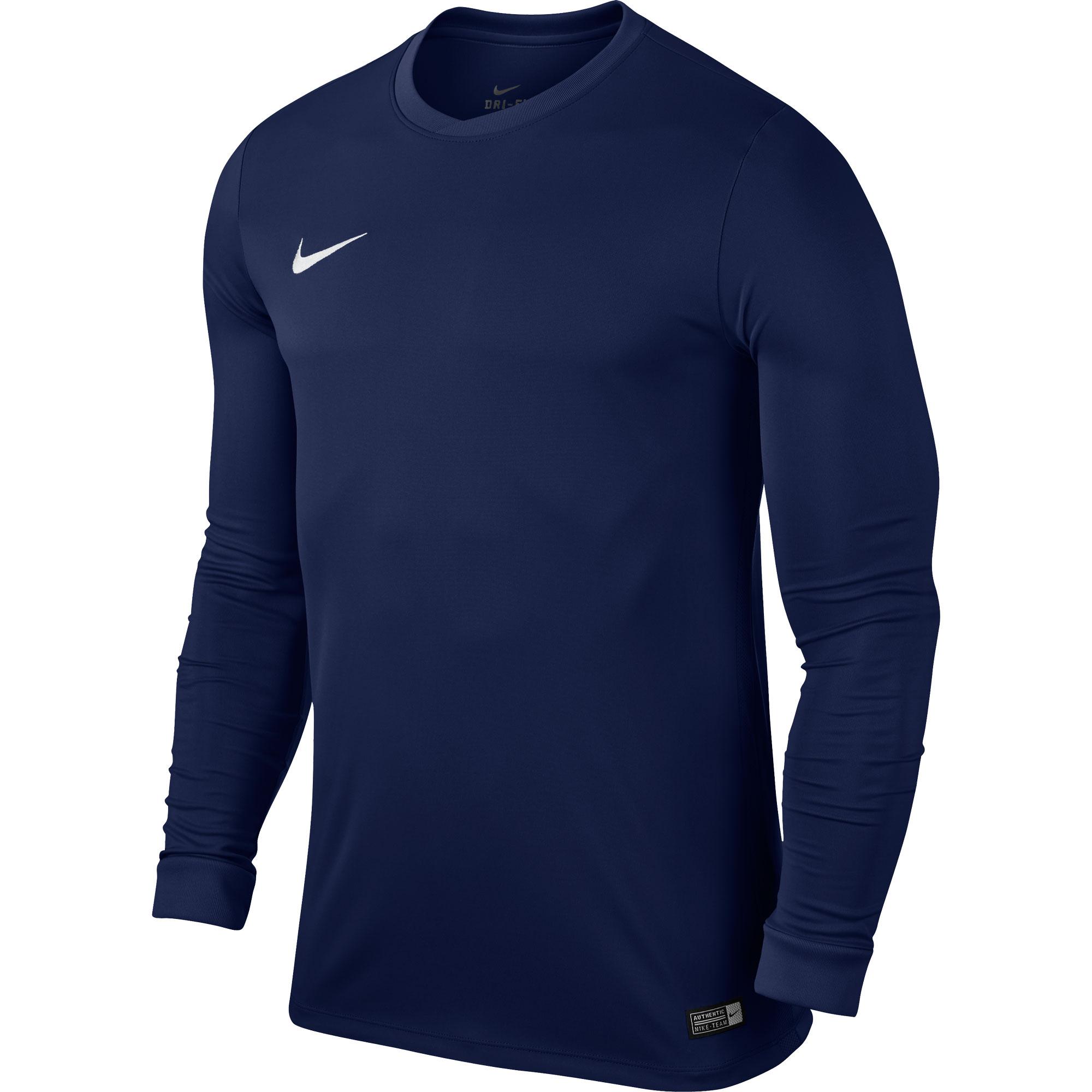 Nike Herren Langarm Trikot Park VI 725884-410 S