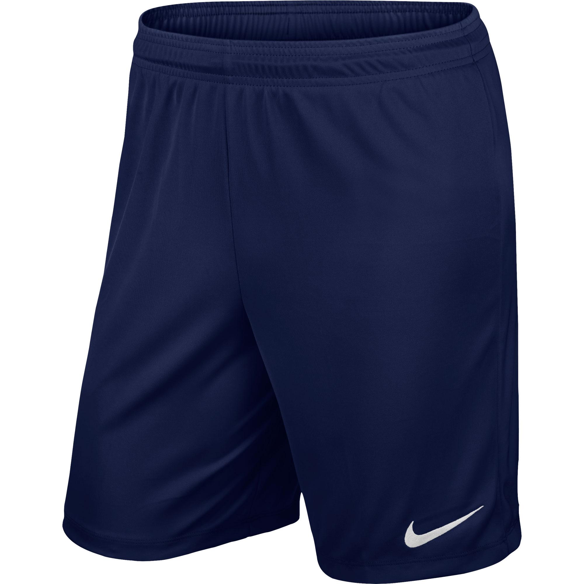 Nike Herren Short Park II Knit Short ohne Innenslip 725887-410 S