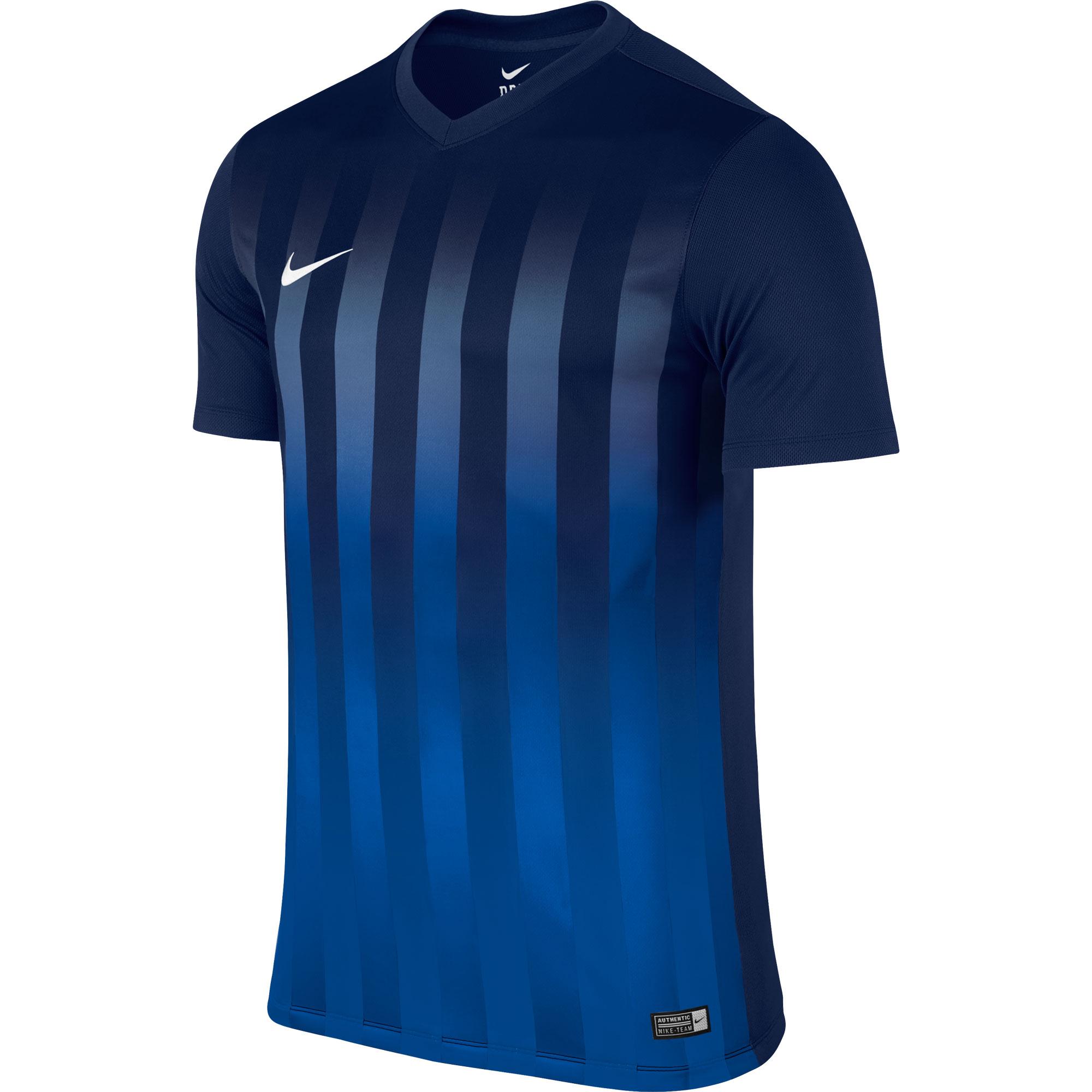 Nike Herren Trikot Striped Division II 725893-410 S
