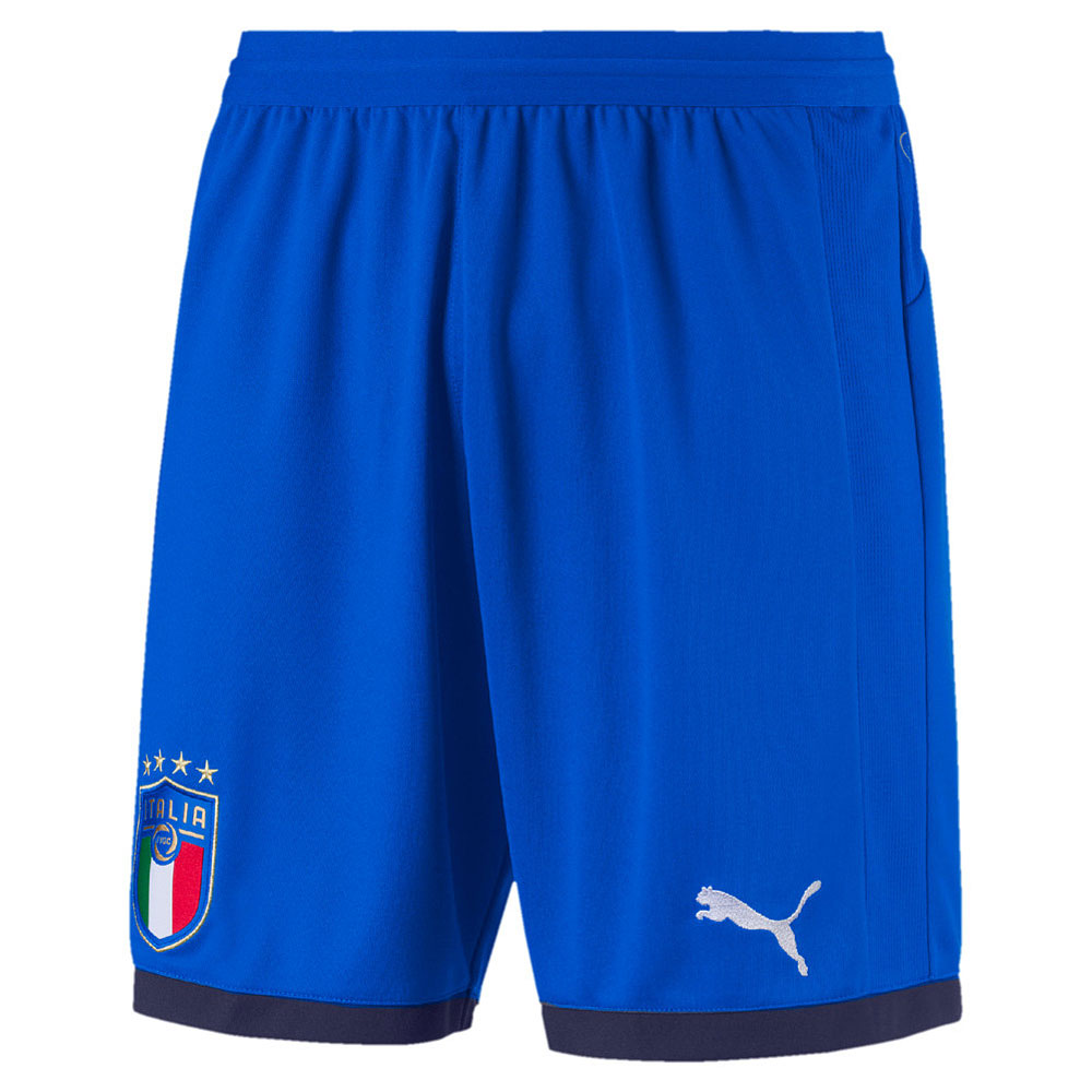 Puma Herren Italien Home Short 2018 752290-01 XL
