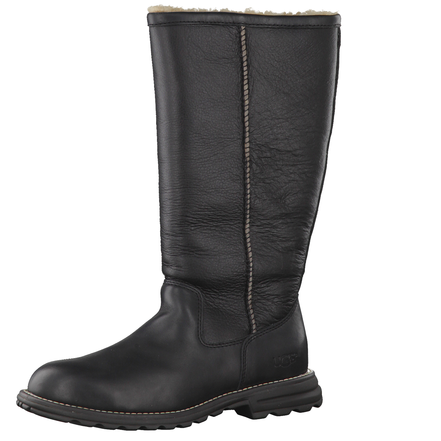 ugg brooks tall schwarz
