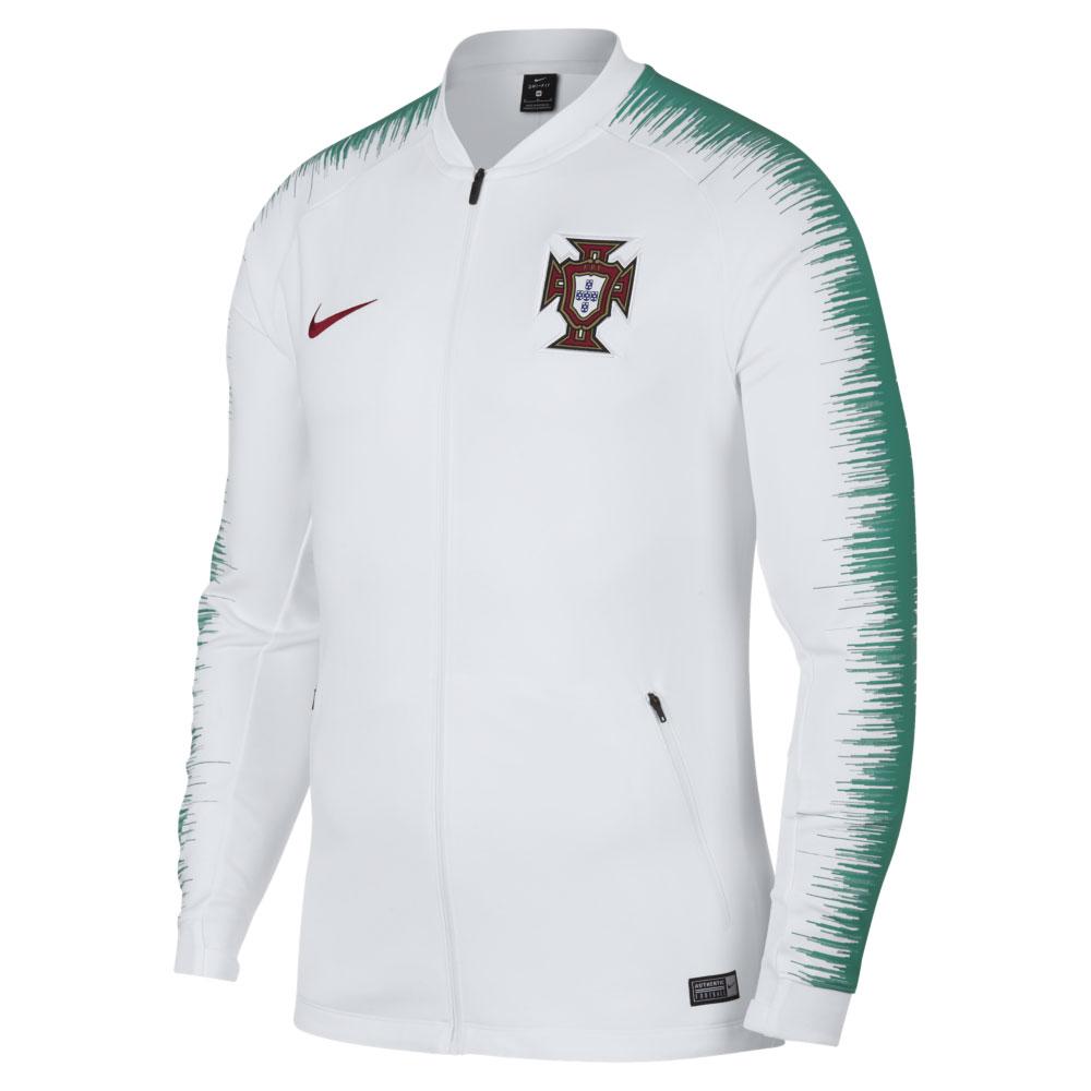 Nike Herren Fussballjacke Portugal Anthem 89359...